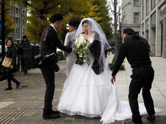 東京 結婚写真