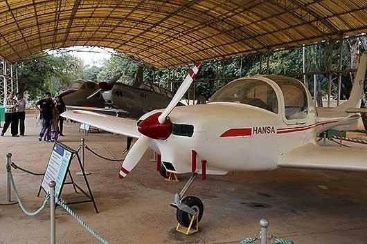 バンガロール Aerospace Museum