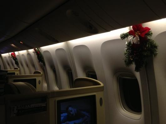 シンガポール航空 クリスマスオーナメント