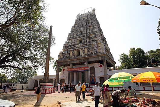 バンガロール Bull Temple