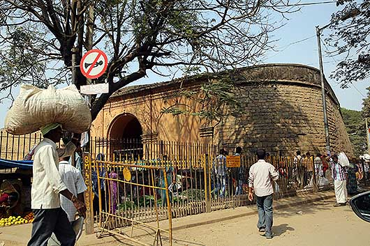 バンガロール Tippu Fort