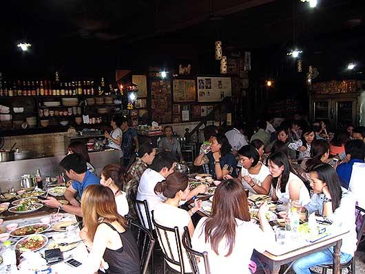 バンコク ローカルレストラン