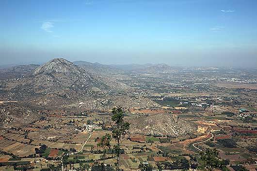 バンガロール Nandi Hills