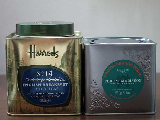 バンガロール 我が家の紅茶