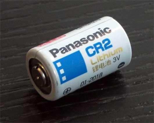 バンガロール  CR2リチウム電池