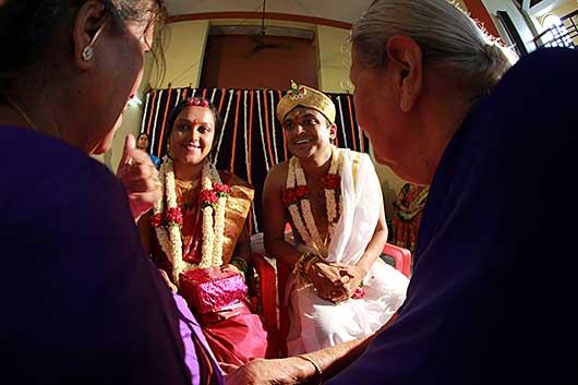 バンガロール 結婚式
