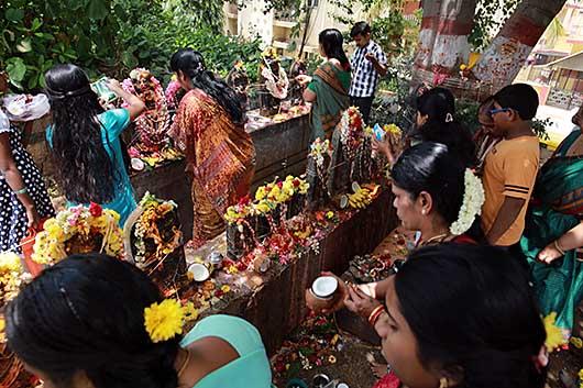 バンガロール 儀式