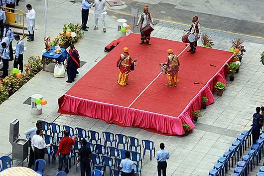 バンガロール 独立記念日