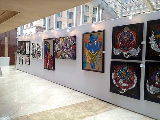 バンガロール Art Bengaluru