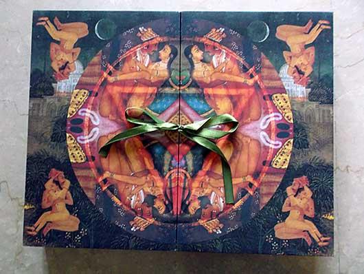 バンガロール 本 Kama Sutra