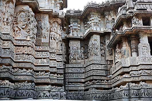 バンガロール ホイセールシュワラ寺院