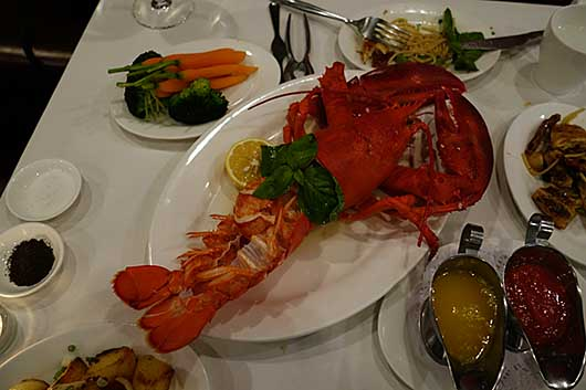 Steamed Lobster@北京