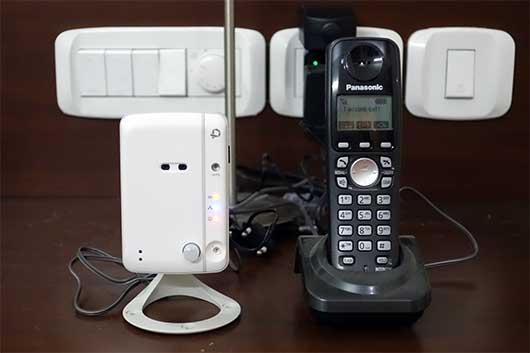 バンガロール 自宅の監視カメラ