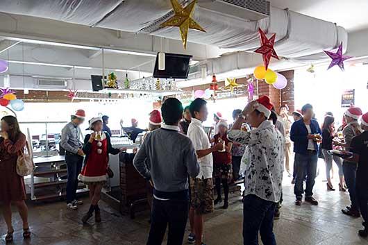 バンガロール クリスマス パーティー