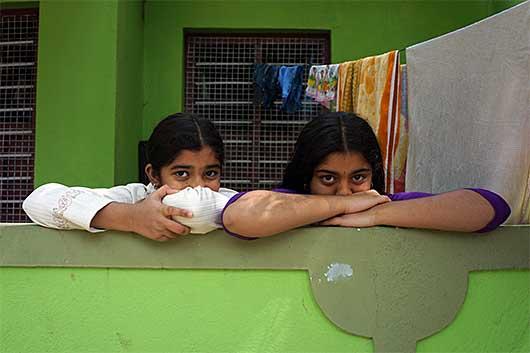 バンガロール 姉妹