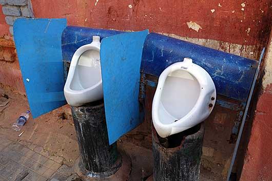 バンガロール オープン公衆便所