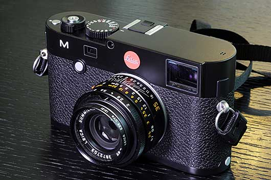 Leica M Type240 with Sumicron 2/35 Asph