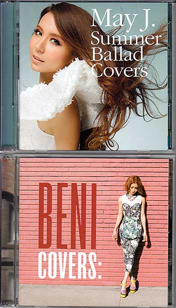 May J. /BENI CD