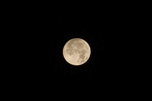 バンガロール 満月