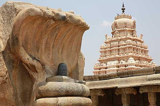 ナーガ神    Virabhadra Swamy Temple @ Lepakshi
