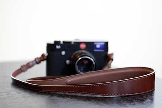 OCTAVUS Bridle Leather Shoulder Strap
