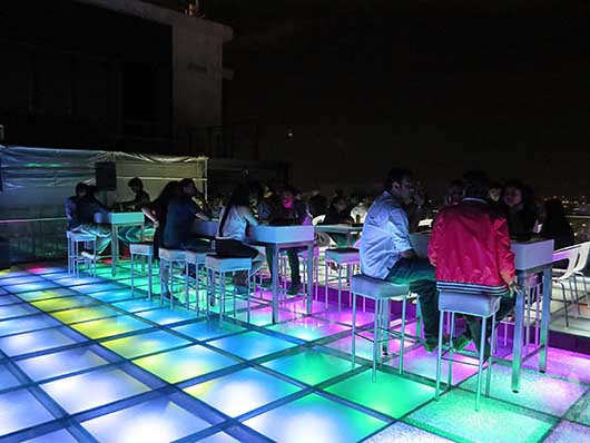 Skyye Loung Bar @ UB City