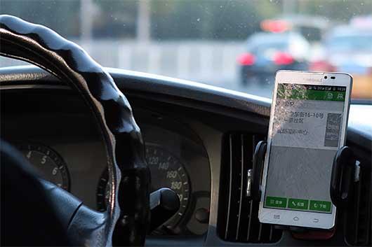 北京 タクシー配車