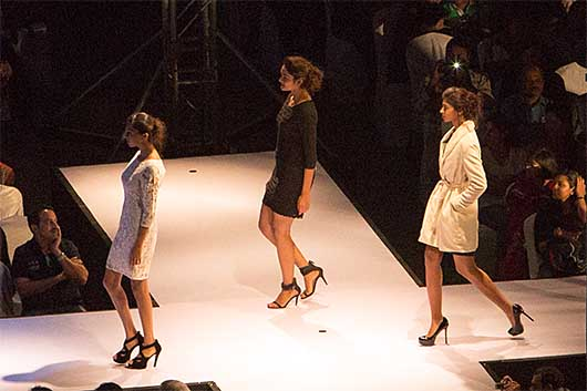 バンガロール ORION MALL Fashion Week