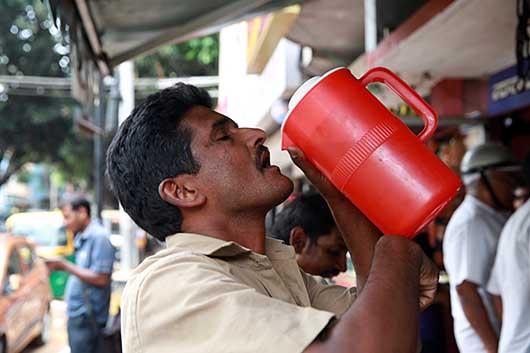 バンガロール インド飲み 2
