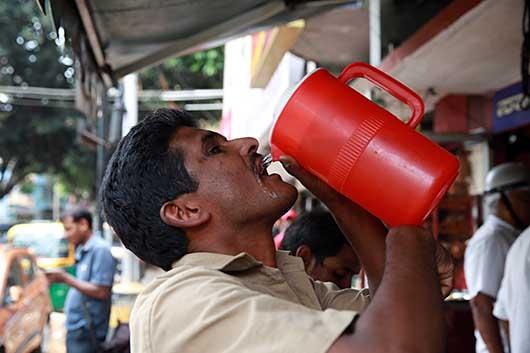 バンガロール インド飲み 3
