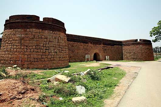 バンガロール Devanahalli Fort