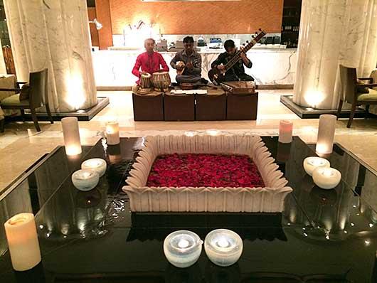 北インド料理 DIYA@Leela Gurgaon