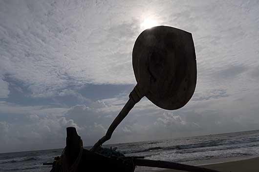 ゴア Mobar Beach