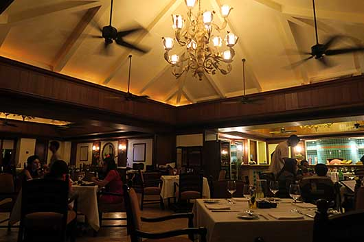 Riverside Italian Restaurant @ Goa