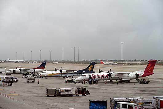 ベンガルール ATR42, ATR72 & Dash8
