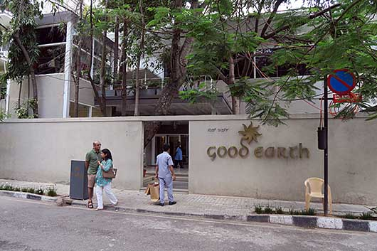 Bengaluru good earth
